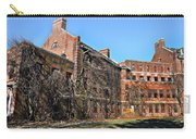 Abandoned Asylum Carry-all Pouch by Bill Cannon
