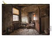 Abandoned Asylum - Haunting Images - What Once Was Carry-all Pouch