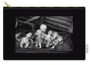 Abandoned Baby Dolls Carry-all Pouch