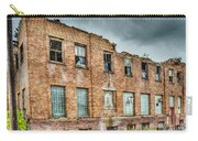 Abandoned Brick Building Carry-all Pouch