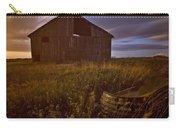 Abandoned Building, Saskatchewans Carry-all Pouch