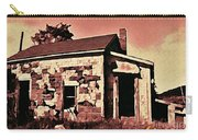 Abandoned Cape Breton House Carry-all Pouch by John Malone