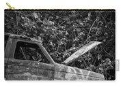 Abandoned Car Road To Hana Maui Carry-all Pouch