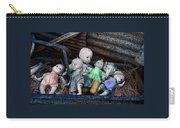 Abandoned Dolls Carry-all Pouch