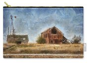 Abandoned Farm 01 Photo Art Carry-all Pouch