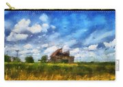 Abandoned Farm 03 Photo Art Carry-all Pouch
