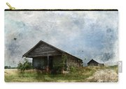 Abandoned Farm Home - Kansas Carry-all Pouch