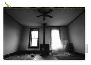Abandoned Fireplace Carry-all Pouch by Cale Best