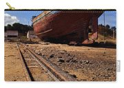 Abandoned Fishing Ship Carry-all Pouch