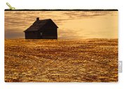 Abandoned Homestead Series Golden Sunset Carry-all Pouch