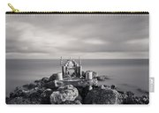 Abandoned Pier Carry-all Pouch by Adam Romanowicz