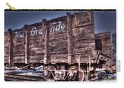 Abandoned Rio Grande Carry-all Pouch