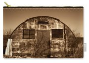 Abandoned Storage Shed Carry-all Pouch