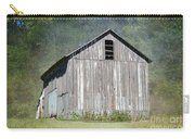 Abandoned Vintage Barn In Illinois Carry-all Pouch