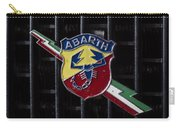 Abarth Emblem Carry-all Pouch