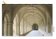 Abbaye De Frontevraud  Cross Coat Carry-all Pouch