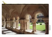 Abbey Fontenay - Cloister Vault  Carry-all Pouch