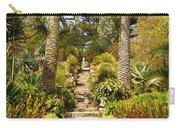 Abbey Gardens Of Tresco On The Isles Of Scilly Carry-all Pouch
