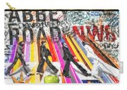 Abbey Road Carry-all Pouch by Mo T