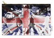 Abbey Road Union Jack Carry-all Pouch