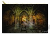 Abbey Sunlight Carry-all Pouch by Adrian Evans