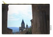 Abbey Through Doorway - Cluny Carry-all Pouch