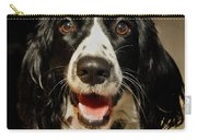 Abby's Sweet Smiling Face Carry-all Pouch