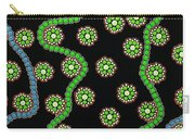 Original Sold Aboriginal Inspirations 23 Carry-all Pouch