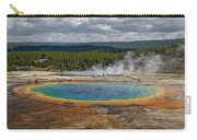 Above Grand Prismatic Carry-all Pouch