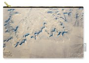 Above Kansas Windmills Carry-all Pouch