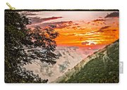 Above The Clouds - Paint Carry-all Pouch