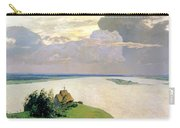 Above The Eternal Peace Carry-all Pouch by Isaak Ilyich Levitan