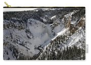 Above The Tree Line Carry-all Pouch