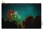 Above The Trees Below The Stars Celebration  Carry-all Pouch