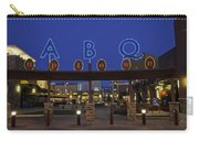 Abq Uptown Entrance Carry-all Pouch