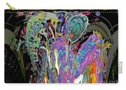 Abracadabra Abstract Carry-all Pouch