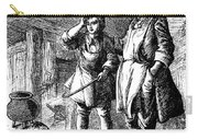 Abraham Darby (1678-1717) Carry-all Pouch