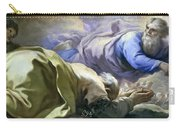 Abraham Heard The Promises Of The Lord Carry-all Pouch