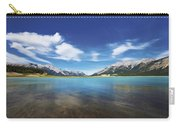 Abraham Lake Alberta Canada Carry-all Pouch