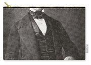 Abraham Lincoln, 1809 – 1865.  16th President Of The United States Of America.  From Abraham Carry-all Pouch
