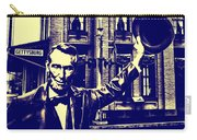 Abraham Lincoln At Gettysburg Carry-all Pouch