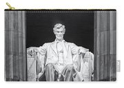 Abraham Lincoln Memorial Carry-all Pouch