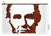 Abraham Lincoln Original Coffee Painting Carry-all Pouch