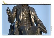 Abraham Lincoln Statue Philadelphia Carry-all Pouch