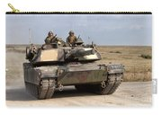 Abrams M1a1 Main Battle Tank Carry-all Pouch