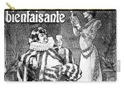 Absinthe Poster, 1892 Carry-all Pouch