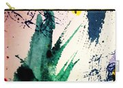 Abstract - Splashes Of Color Carry-all Pouch