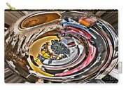 Abstract - Vehicle Recycling Carry-all Pouch