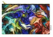 Abstract 082713b Carry-all Pouch