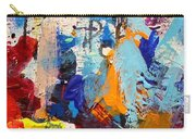 Abstract 10 Carry-all Pouch by John  Nolan